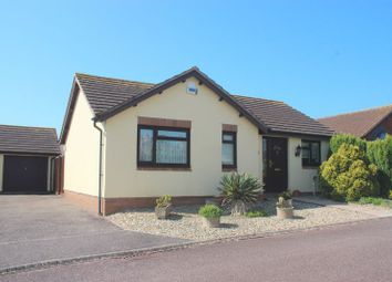 Thumbnail 2 bedroom detached bungalow for sale in Boundary Park, Seaton