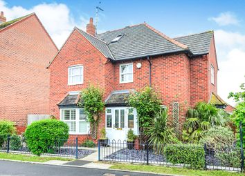 5 bed detached house for sale in West Water Crescent, Hampton Vale, Peterborough PE7