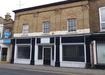 Thumbnail Retail premises for sale in 3-5 Great Whyte, Ramsey, Huntingdon, Cambridgeshire