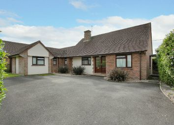 Thumbnail 4 bed bungalow for sale in Highlands Road, Andover