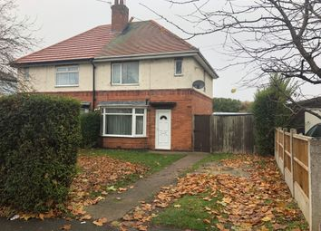 Thumbnail 3 bed semi-detached house for sale in Beech Avenue, Newark
