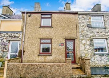 Thumbnail 2 bedroom terraced house for sale in Bron Eryri Terrace, Rhosgadfan, Caernarfon