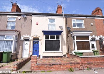 Thumbnail 3 bedroom terraced house for sale in Patrick Street, Grimsby, Lincolnshire