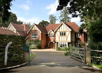 Thumbnail 5 bed detached house for sale in Rotherfield Garth, Harpsden Way, Henley-On-Thames