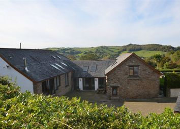 Thumbnail 7 bed detached house for sale in Berrynarbor, Ilfracombe