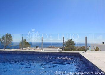 Thumbnail 3 bed villa for sale in La Cumbre Del Sol, Benitachell, Alicante, Valencia, Spain