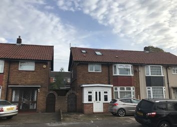 Thumbnail 5 bed semi-detached house to rent in Gresham Drive, Chadwell Heath