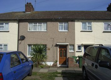 Thumbnail 3 bedroom terraced house to rent in Leighton Gardens, Tilbury