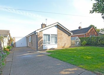 Thumbnail 3 bed bungalow for sale in Main Street, Ashby De La Launde, Lincoln
