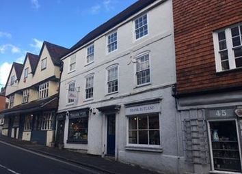 Thumbnail Commercial property for sale in 44B Kingsbury Street, Marlborough, Wiltshire