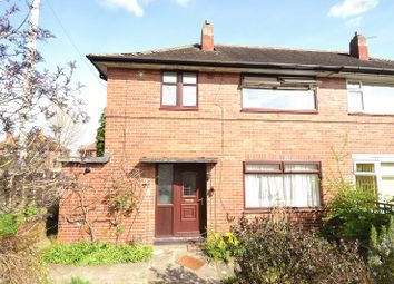Thumbnail 2 bedroom semi-detached house for sale in Newton Lodge Drive, Chapel Allerton, Leeds