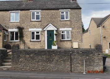Thumbnail 3 bed semi-detached house to rent in Crawley Road, Witney, Oxon