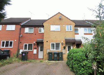 Thumbnail 2 bed terraced house for sale in Ladymead Drive, Holbrooks, Coventry