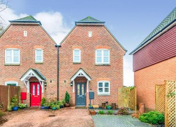 Thumbnail 2 bed semi-detached house for sale in Swan Corner, Pulborough, West Sussex, .