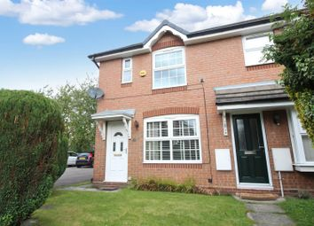 Thumbnail 2 bed town house for sale in Meadowgate Croft, Lofthouse, Wakefield