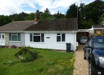 Thumbnail 3 bed semi-detached bungalow for sale in Ringwood Drive, North Baddesley, Southampton