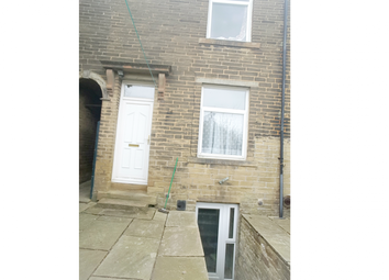 Thumbnail 1 bedroom terraced house for sale in Quarry Street, Bradford, West Yorkshire