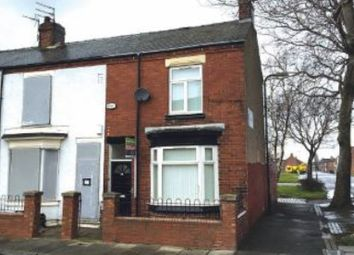 Thumbnail 3 bedroom end terrace house for sale in Hampden Street, South Bank, Middlesbrough, Cleveland