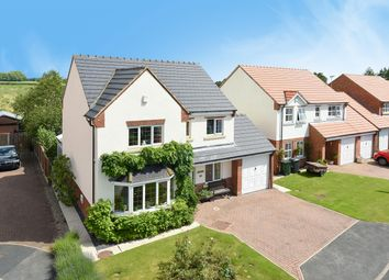 Thumbnail 4 bed detached house for sale in Fieldside Court, Tadcaster