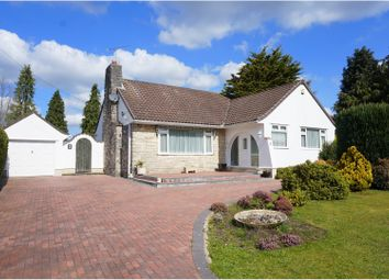 Thumbnail 2 bed detached bungalow for sale in Fir Tree Close, Ringwood