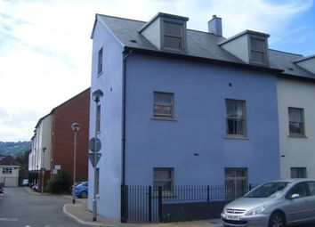Thumbnail 1 bed flat to rent in Newmarket Court, Lion Street, Abergavenny