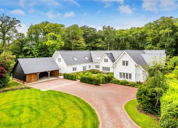 Thumbnail 5 bed detached house for sale in Burgh Hill, Etchingham, East Sussex