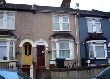 Thumbnail 3 bed terraced house for sale in Portland Avenue, Gravesend