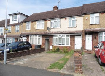 Thumbnail 3 bed terraced house for sale in Wordsworth Road, Luton