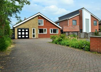 Thumbnail 4 bed detached bungalow for sale in Southport Road, Lydiate, Liverpool