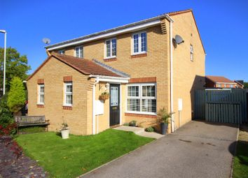 Thumbnail 3 bed semi-detached house for sale in Woodlands Green, Middleton St. George, Darlington