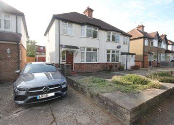 3 bed semi-detached house for sale in Hewens Road, Hillingdon, Uxbridge UB10