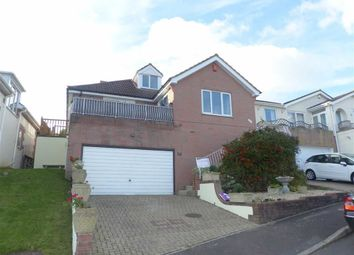 Thumbnail 4 bed detached house for sale in Nightingale Drive, Weymouth, Dorset