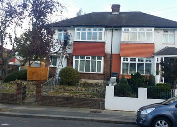 Thumbnail 3 bed end terrace house to rent in Wansted Park Road, Ilford
