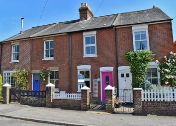 Thumbnail 2 bed terraced house for sale in Middle Road, Lymington