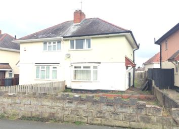 Thumbnail 2 bedroom semi-detached house to rent in St. Annes Road, Wolverhampton