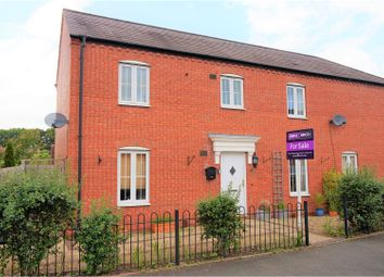 Thumbnail 3 bed semi-detached house for sale in Milton Road, Stratford-Upon-Avon
