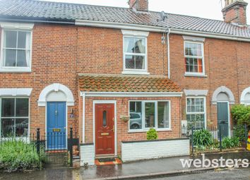 Thumbnail 2 bedroom terraced house for sale in Cyprus Street, Norwich