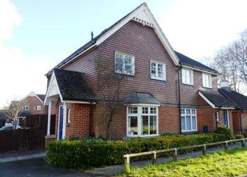 Thumbnail 3 bed semi-detached house for sale in Vitellius Gardens, Basingstoke