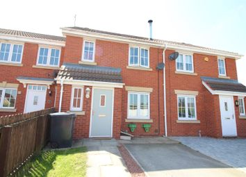 Thumbnail 3 bed terraced house for sale in Cornmill Court, South Milford, Leeds