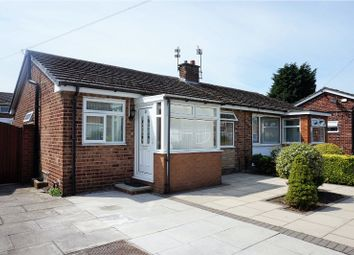 Thumbnail 2 bed semi-detached bungalow for sale in Budworth Avenue, St. Helens