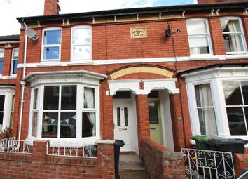 Thumbnail 3 bed terraced house for sale in Baysham Street, Hereford, Herefordshire