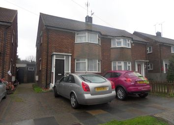 Thumbnail 3 bed semi-detached house to rent in Fairview Drive, Westcliff-On-Sea
