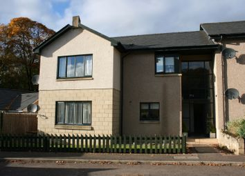 Thumbnail 2 bed flat for sale in Coralbank Crescent, Rattray, Blairgowrie