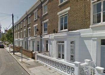 Thumbnail 4 bed flat to rent in Overstone Road, London