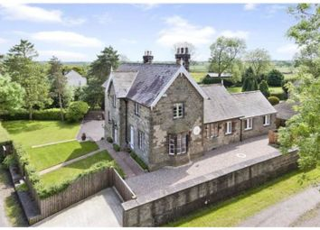 Thumbnail 4 bed detached house for sale in Station Road North Cowton, Northallerton