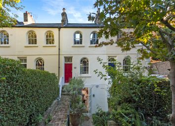 Thumbnail 2 bed terraced house for sale in Willow Road, Hampstead Village, London