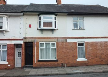 Thumbnail 3 bed terraced house to rent in Conway Road, Off Evington Road, Leicester