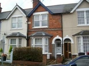 Thumbnail 1 bed flat to rent in Edinburgh Road, Reading