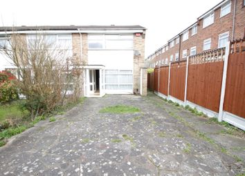 Thumbnail 3 bed end terrace house to rent in Langford Place, Sidcup
