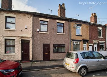 3 bed terraced house for sale in Heron Street, Fenton, Stoke-On-Trent ST4